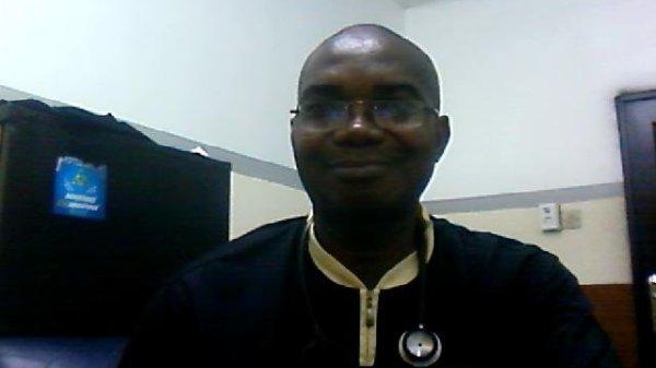Dr Vincent Emeribe
