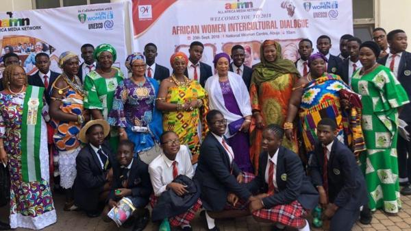 African Elders and Women Intercultural Dialogue