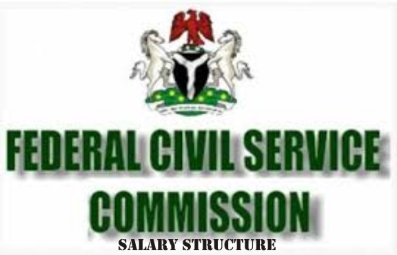 Federal Civil Service Commission Salary Structure in Nigeria
