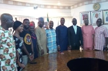 Abia Dep. Governor Hosts OMPAN, Assures Government Partnership With Body