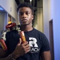 Silas Adekunle Biography: Age, Education, Net worth (Highest Paid Robotics Engineer)