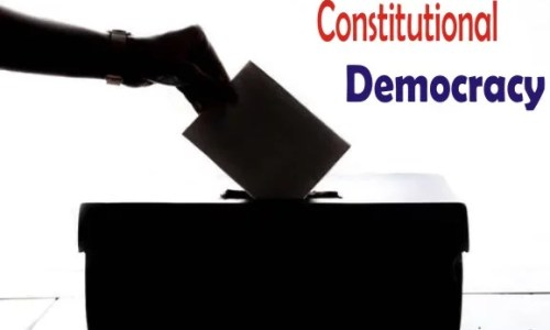 Constitutional Democracy: Definition, Features and Advantages