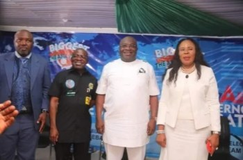 Governorship candidates that partook in the 2019 Abia Governorship debate