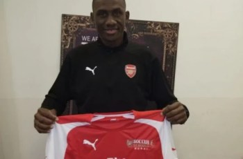 Marcellinus Anyanwu – The Newly Appointed Coach of Arsenal Soccer School in Dubai
