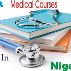 Best Medical Courses in Nigeria Listed in Lucrative Order