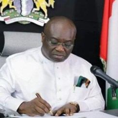 Abia Online Media Practitioners Congratulates Governor Ikpeazu