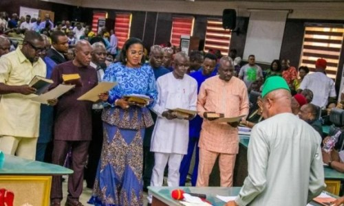 Names of Transition Committee Chairmen of the 27 LGA in Imo State
