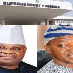 Osun State Supreme Court Judgement Validates the Election of Oyetola