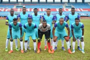 Abia Warriors Defeats Akwa Starlets in a Pre-season Friendly in Umuahia