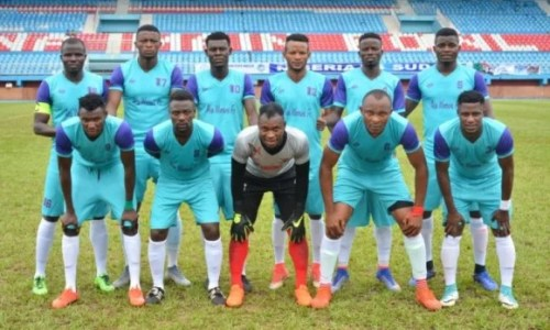 Abia Warriors Defeats Akwa Starlets in a Pre-season Friendly in Umuahia