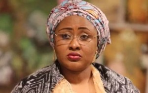 Aisha Buhari, the wife of the President of Nigeria