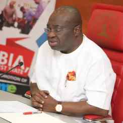 Gov. Okezie Ikpeazu New Year's 2020 Broadcast for Abians - The Full Text