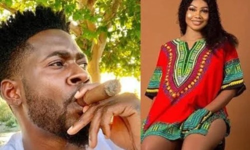 See the Main Reason Why Tacha Ended Her Contract with Tee Billz