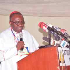 Redouble Effort at Ending Worsening Security Challenges: Bishop Onuoha to FG