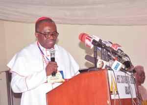 Bishop Dr Onuoha