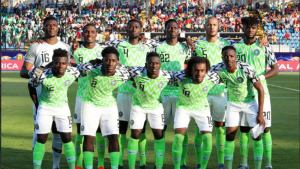 24-man Super Eagles of Nigeria Sqaud that will face the Leone Stars of Sierra Leone