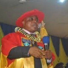 Professor Lawrence Nwaneri Chigbu - new Rector Abia State College of Health Sciences and Management Technology