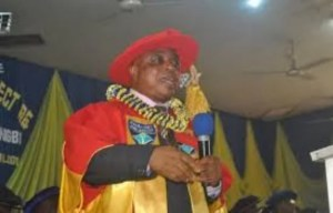 Professor Lawrence Nwaneri Chigbu - New rector of Abia State College of Health Sciences and Management Technology