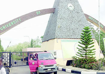 Federal University of Agriculture, Abeokuta