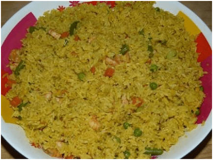 how to make nigerian fried rice