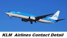 KLM Nigeria Contact Details