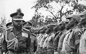 History of Nigerian Civil War