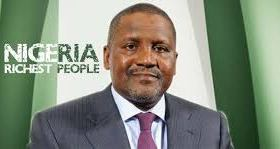 Top 10 Richest People In Nigeria 2016 (Forbes)
