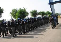 Duties of the Nigerian Police Force
