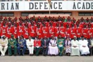 nda ranks and salary