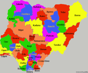 smallest states in nigeria