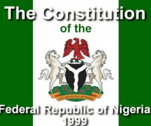 types of constitution in nigeria