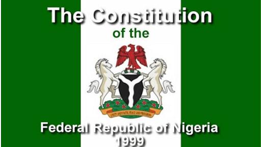 types of constitution in nigeria