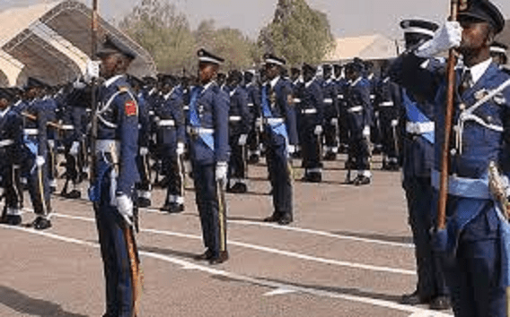 Highest Paid Forces in Nigeria & their Salaries (2019)