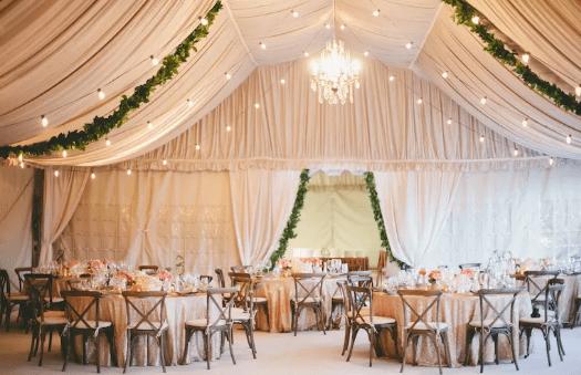 Nigerian Wedding Reception Program Sample Details