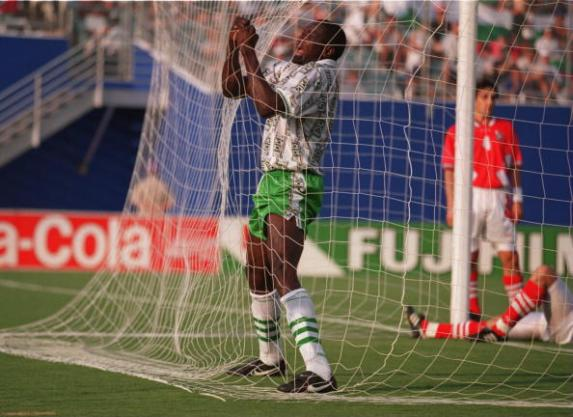 Best Nigerian Soccer Players of All Time