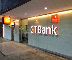 GTBank Live Chat