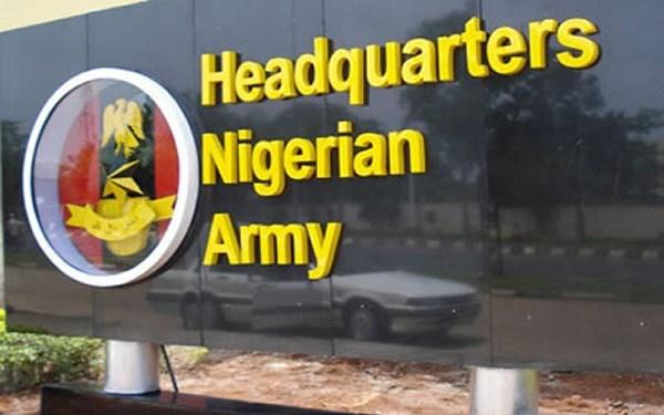 List Of Army Barracks in Nigeria