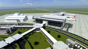 Model of the Abuja Terminal
