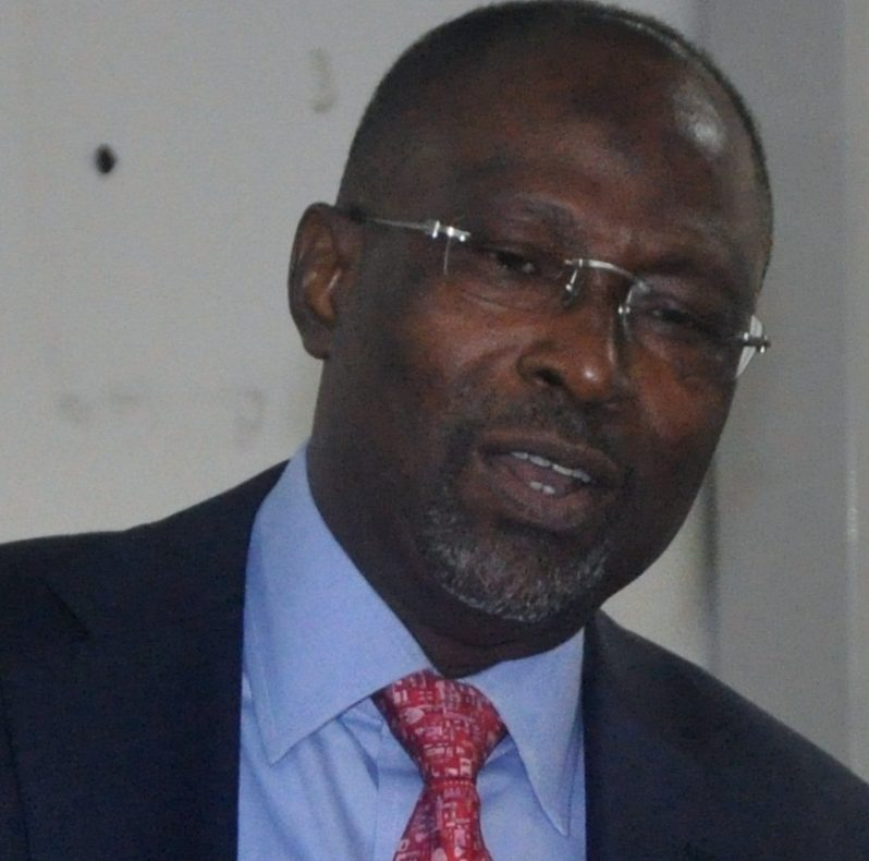 Image result for The Managing Director of the Nigerian Airspace Management Agency (NAMA), Capt. Fola Akinkuotu