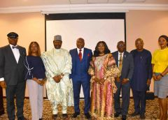 Ngige, Sunmonu, Adeyileka, other directors pledge to work for Air Peace success