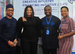 Stanbic IBTC Bank reaffirms support for growth of Nigerian entertainment