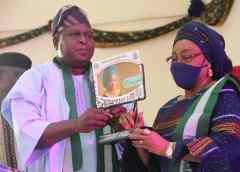2021 Ekiti NAFEST: My ultimate goal as NCAC DG is to use Culture to unite Nigeria – Runsewe
