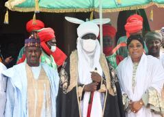 Emir of Kano tasks NANTA to develop Kano into  tourism destination, assures of support