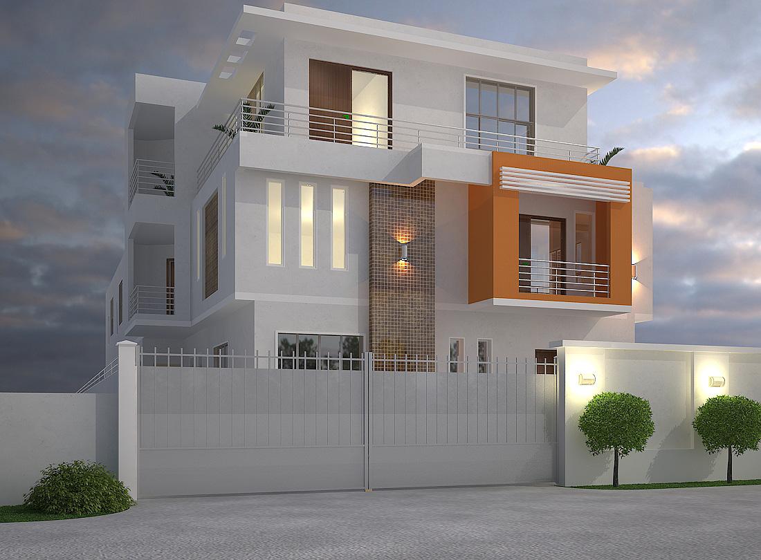5 Bedroom Duplex House Plans In Nigeria Novocom Top