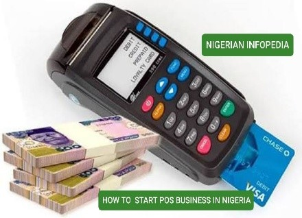 hoow to start pos business in Nigeria