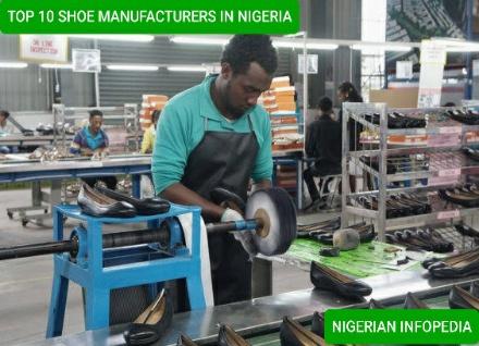 shoe making companies in Nigeria