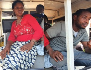 Update: Court remands Couple who drilled nail into the head of their 10-year-old maid