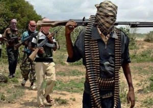 Bandits shoot Army Captain dead, abducts wife, mother