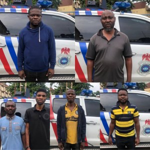 Lagos: syndicates who specialises in cloning prominent deceased persons SIM arrested