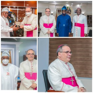 25th Anniversary: Pope, Oyetola, others congratulate Catholic Diocese of Osogbo
